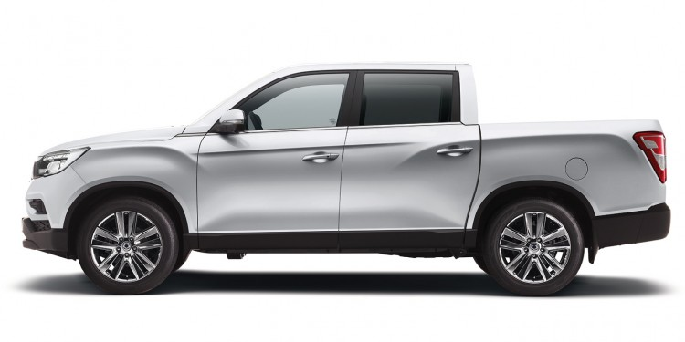 SsangYong - Musso pick-up 4x4